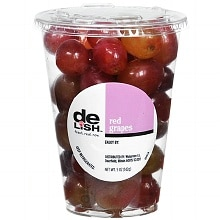 Good & Delish Fresh Red Grapes
