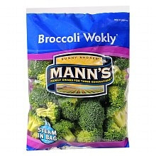 Mann's Broccoli Wokly Bagged Broccoli