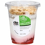 Good & Delish Yogurt Parfait Strawberry Parfait