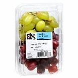 Good & Delish Seedless Red & Green Grapes