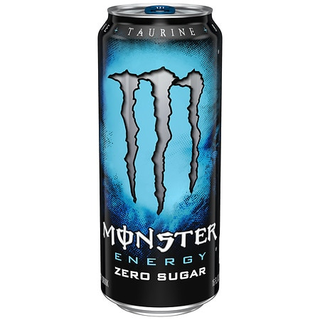Monster Energy Supplement Drink Absolutely Zero
