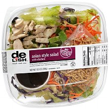 Salad, Asian Style with Chicken
