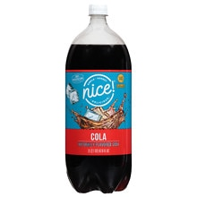 Nice! Soda 2 Liter Bottle