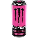 Monster Rehab Energy Supplement Drink 15.5 oz. Can