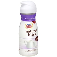 Coffee-mate Natural Bliss Coffee Creamer Sweet Cream