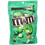 M&M's Chocolate Candies Mint Dark Chocolate