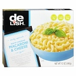 Frozen Dinner White Cheddar Macaroni & Cheese