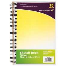 Wexford Medium Weight Sketch Book