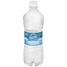 Nice! Spring Water 23 oz Bottle