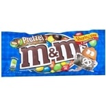 M&M's Chocolate Candies, King Size Pretzel