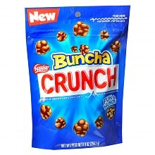 Nestle Crunch Buncha Crunch Candy Milk Chocolate