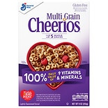 Cheerios Cereal Multi Grain