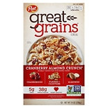 Post Great Grains Whole Grain Cereal