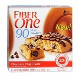 General Mills Fiber One 90 Calorie Brownies 6 Pack