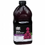 Good & Delish 100% Juice Grape