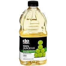 Good & Delish 100% White Grape Juice