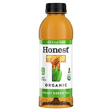 Honest Tea Green Tea Honey
