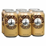 Dr. Brown's Diet Soda 6 Pack Cans Cream