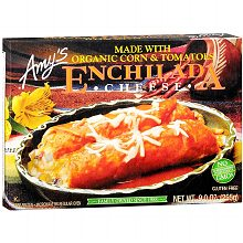 Amy's Frozen Entree Cheese Enchilada