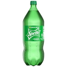 Sprite Soda 2 Liter Bottle Lemon-Lime