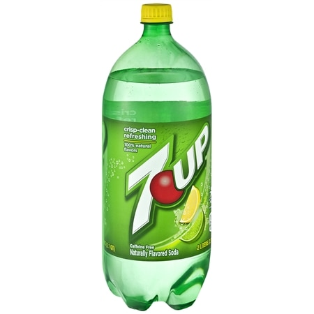 7-Up Soda Lemon-Lime