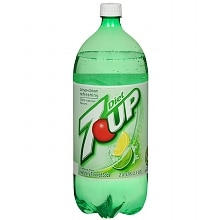 Diet 7-Up Soda Lemon Lime