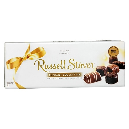 Russell Stover Elegant Collection Finely Decorated Chocolates