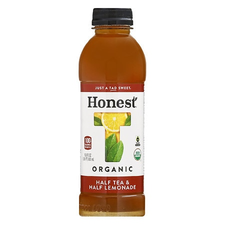 Honest Tea Half Tea Half Lemonade