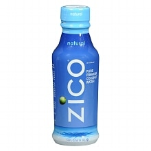 ZICO Pure Premium Coconut Water 14 oz. Bottle Natural