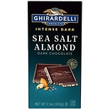 Ghirardelli Intense Dark Chocolate Squares Sea Salt Soiree