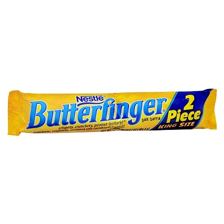 Nestle Butterfinger Candy Bar