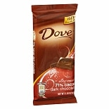 Dove Silky Smooth Candy Bar 71% Cacao Dark Chocolate