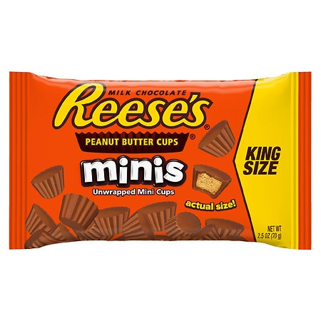 Reese's Minis Peanut Butter Cups Candy