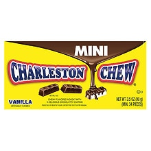 Charleston Chews Mini Chewy Nougat Candy