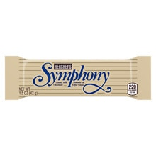 Hershey's Symphony Milk Chocolate Candy Bar