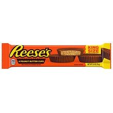 Peanut Butter Cups, Milk Chocolate, King Size