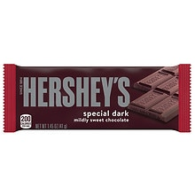 Special Dark Chocolate Candy Bar, Dark Chocolate