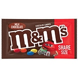 m&m's Milk Chocolate Candies Plain