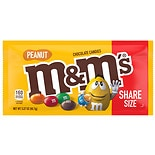 m&m's Milk Chocolate Candies Peanut