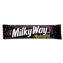 Mars Midnight Milky Way Bar