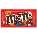 m&m's Milk Chocolate Candies Peanut Butter