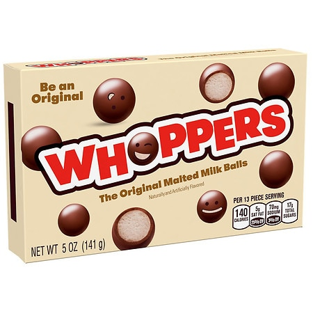 Whoppers The Original Malted Milk Balls