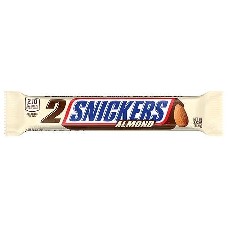 Snickers Almond Bar