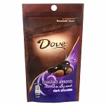 Dove Roasted Almonds Dark Chocolate