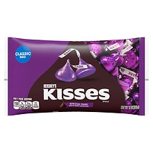 Hershey's Kisses Candy Special Dark