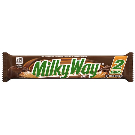 Mars 2 To Go Milky Way Bars