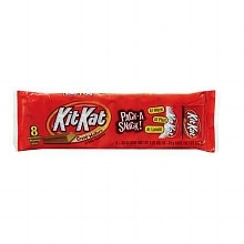 Kit Kat Crisp Wafer Candy Bars 8 Pack