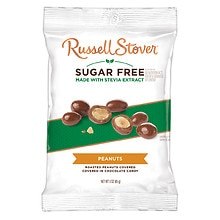 Russell Stover Sugar Free Chocolates Peanuts