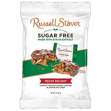 Russell Stover Sugar Free Chocolates Pecan Delights