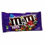 M&M's Chocolate Candies Dark Chocolate